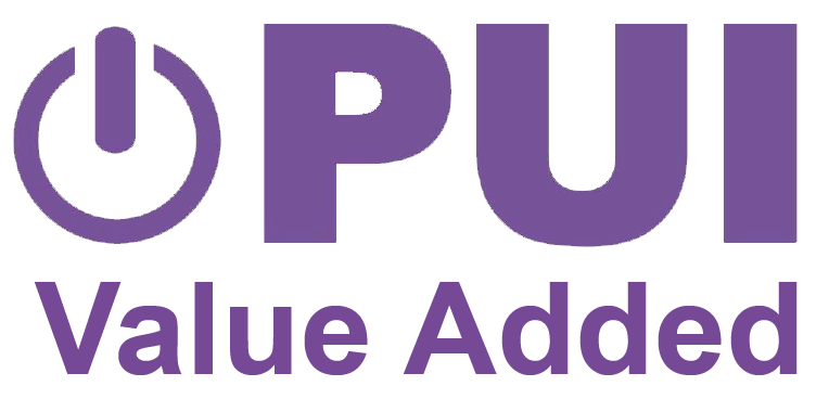 PUI Value-Added Capabilities